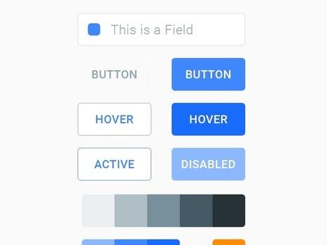 Un bouton est bien plus qu'un simple bouton | Web Increase | Scoop.it