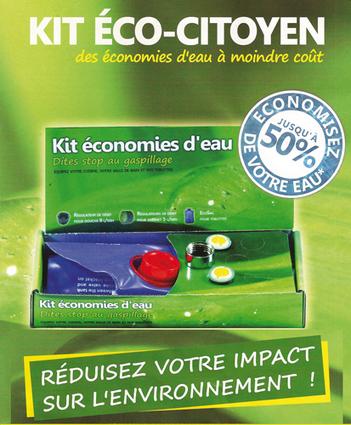 Le kit éco-citoyen | kit éco citoyen | Scoop.it