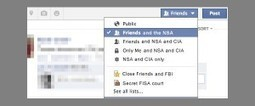 Facebook releases new post-NSA-Prism-leak privacy settings | Online privacy (Dutch & English) | Scoop.it