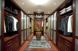 Turn That Spare Room Into a Walk-in Closet | Interior Decorating Ideas | Scoop.it