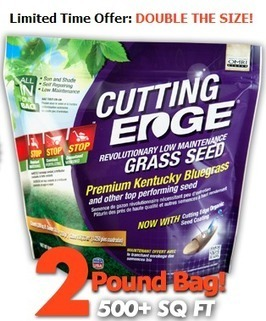 Cutting Edge Grass Seed | Products Advertised on TV | As Seen on TV | Scoop.it