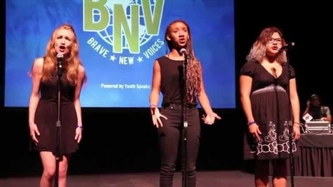 Incredible Young Poets Get Real About Growing Up in the US | Wise Women Will Save the World | Scoop.it