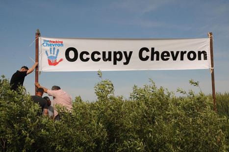 Gaz de schiste : des paysans polonais font plier Chevron   Occupy Chevron   Scoop.it