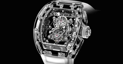 Even if you can afford this $2M watch—you're late | Xposing e-commerce, fashion & unique items. | Scoop.it