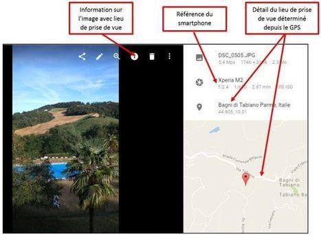 Vie privée et paramètres de géolocalisation dans Google Photos | Trucs et bitonios hors sujet...ou presque | Scoop.it
