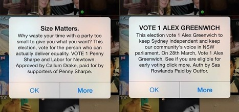 The NSW politicians popping up on Grindr | Gay News | Scoop.it