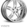 Vossen concave wheels for sale