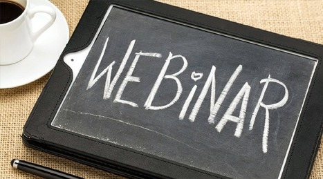 32+ Ways to promote your next webinar - The American Genius | Webinars (Вебинары) | Scoop.it