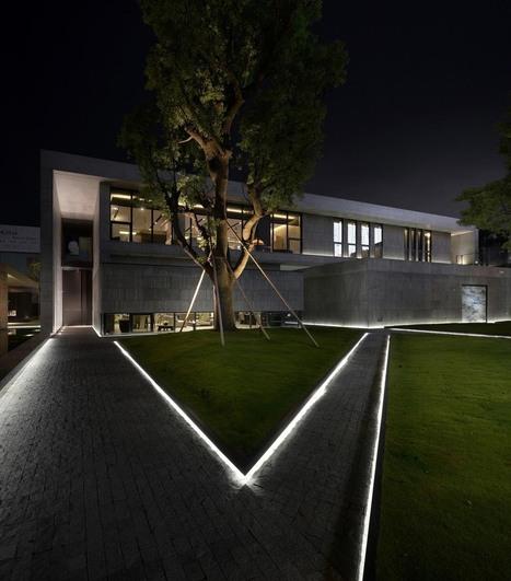 Recepción Centro de Incubación / Ching Chi Design + Leo-construction designing department + Xuxian Rui Architects Office | retail and design | Scoop.it