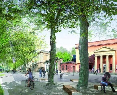Urbanisme : le nouveau visage de Jules-Guesde | Habiter-Toulouse.fr | Scoop.it
