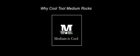 Medium Rocks: New Mobile Micro-Blogging Tool Is A MUST USE via @Scenttrail | Marketing Revolution | Scoop.it
