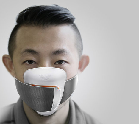 8 Brilliant Concepts For The Future Of Wearable Tech   influence of the use of new materials in the industrial design on the environment   Scoop.it
