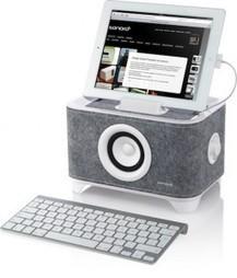 Revista Educación 3.0, tecnología y educación: recursos educativos para el aula digital » Sonoro Troy, un altavoz portátil para el tablet y otros dispositivos | Edu-Recursos 2.0 | Scoop.it