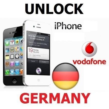iPhone Unlock Germany Vodafone - iPhone 3G,3GS,4 | iCentreindia | iPhone Unlock Service | Scoop.it