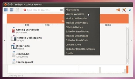 Gnome Activity Journal Finds Recently Downloaded Files In Ubuntu | Mac And Linux | Scoop.it