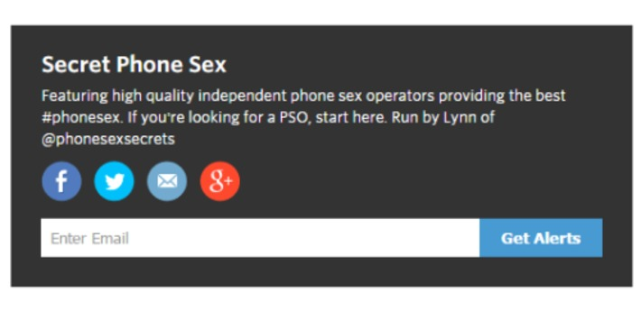 Secret Phone Sex Powered by RebelMouse | Phone Sex | Scoop.it