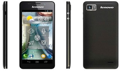 Lenovo K860 : un concurrent bon marché mais sérieux pour le Samsung Galaxy S3 ? | Evolution Internet et technologique | Scoop.it