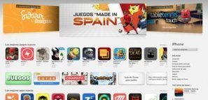 "Más juegos en el apartado ""Made in Spain"" de la App Store 