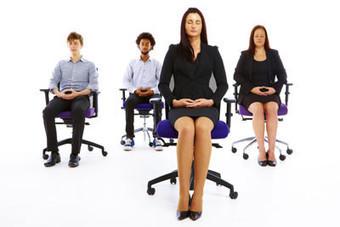 Sur notre blog - Quelques remarques sur la méditation et l'entreprise - | La pleine Conscience | Scoop.it