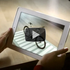 Mercedes-Benz: Augmented Reality Accessories | augmented reality examples | Scoop.it