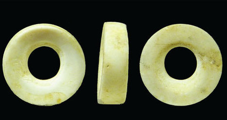 The Origins of Bronze Age Shell Beads - Archaeology Magazine | Ancient History and Archaeology | Scoop.it