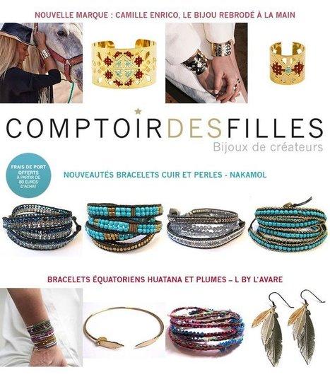 Très bientot sur comptoir des filles bijoux Ambiance Hippie Chic! - Comptoir des Filles | Comptoir des Filles | Scoop.it