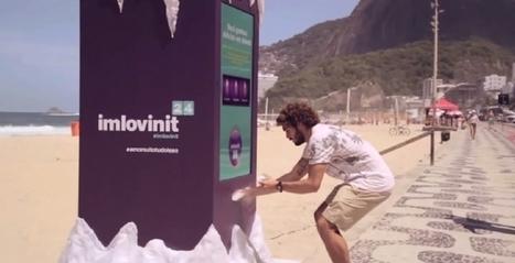 [Pilules créatives] Le marketing de la plage | Marketing, e-marketing, digital marketing, web 2.0, e-commerce, innovations | Scoop.it