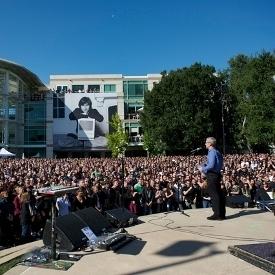 Tim Cook's Speech at Steve Jobs Memorial | Steve Jobs | Scoop.it