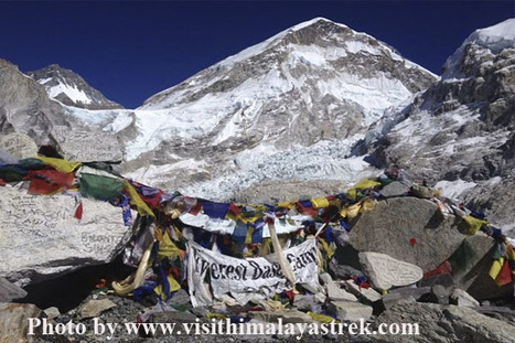 Everest Base Camp Trek,Cheap Everest Trekking Package in Nepal   Visit to Mount Everest Base Camp   Scoop.it