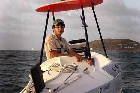 Jean-Gabriel Chelala, un Franco-Libanais à l'assaut du Vendée ... - L'Orient-Le Jour | Vendée Globe 2016 | Scoop.it