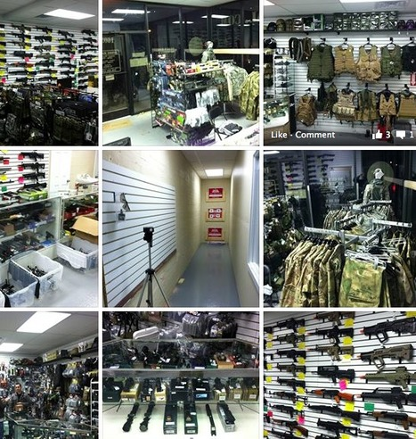 AIRSOFT R' US Tactical's PHOTOS of NEW LOCATION - 1603B S Church St. Burlington, NC 27215! - Facebook | technology | Scoop.it