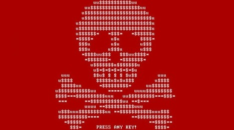 Petya - Un nouveau ransomware qui verrouille totalement votre ordinateur - Korben | UseNum - Ressources pédagogiques | Scoop.it