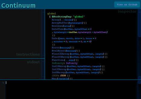 Continuum - A JavaScript virtual machine built in JavaScript | javascript.js | Scoop.it