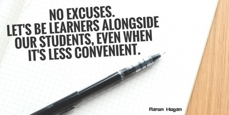 Let's Keep Learning (Even When It's Less Convenient) - Leading, Learning, Questioning | K - 5 Science Education | Scoop.it