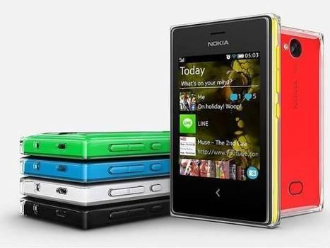 El Nokia Asha 503, un precio para todos los bolsillos | Smartphone libres | Scoop.it