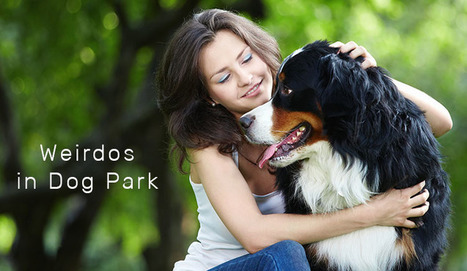 Personalities that You See During One of the Dog Park Visits... A Dog Owner's Encounter with Some Weirdos - CanadaPetCare Blog | Pet Supplies | Scoop.it