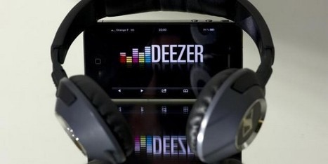 Deezer lance son offre gratuite | Geek or not ? | Scoop.it