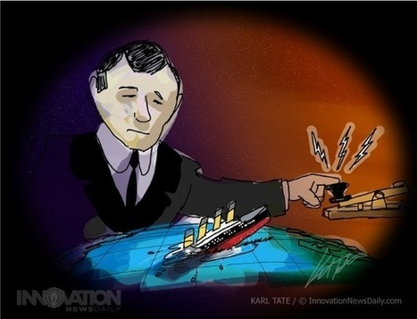 How Marconi's Wireless Tech Helped Save Titanic Passengers   The Jazz of Innovation   Scoop.it