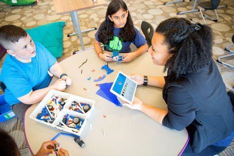Apple, IBM launch Watson Element for Educators, their first mobile app for schools | Learning Analytics, Educational Data Mining, Adaptive Learning in Higher Education | Scoop.it