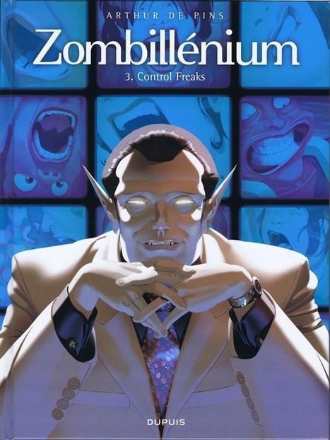 Zombillénium tome 3 : Control Freaks | Parlons BD | Scoop.it