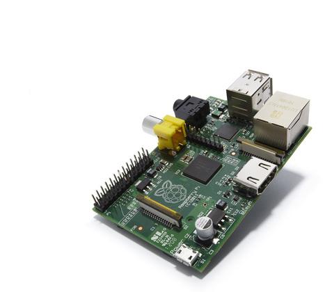 Raspberry, Pi Model B   Raspberry Pi   Scoop.it