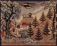 Les artistes de La Demeure, hommage à Denise Majorel | Textile Horizons | Scoop.it