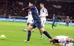 PSG : Ibrahimovic devant la commission de discipline début janvier! | Football , actualites et buzz avec fasto-sport.com | Scoop.it