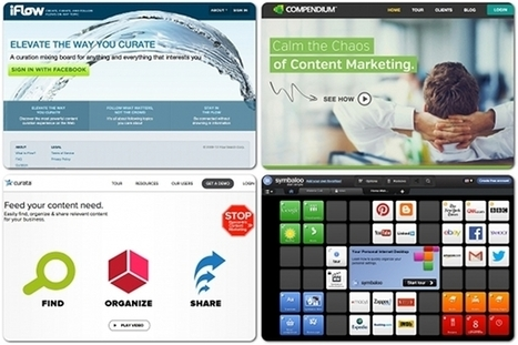 15 top-notch content curation tools | Content Curation Tools | Scoop.it