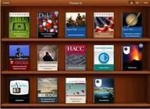 Apple : iTunes U devient application mobile dédiée - Génération NT | ENT | Scoop.it