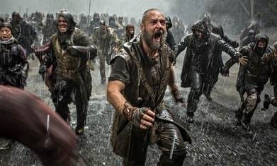 #ASTOUNDING #Noah : 'Russell Crowe is just about the only actor who could have pulled this off' - first look review