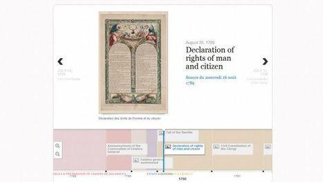 Les archives de la Révolution française désormais accessibles sur Internet | FLE en Italie | Scoop.it