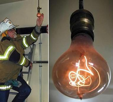 World's Oldest Bulb - Burning for more than 110 years | Science & Mathematics | Scoop.it