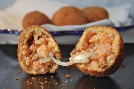Suppli | Food and recipes | Scoop.it