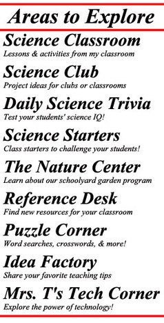 The Science Spot | Science Resources | Scoop.it